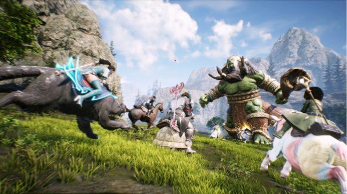 PC向けMMORPG「Bless Unleashed」,ストーリーや名声,ユニオンなど7種類あるクエストの情報が公開
