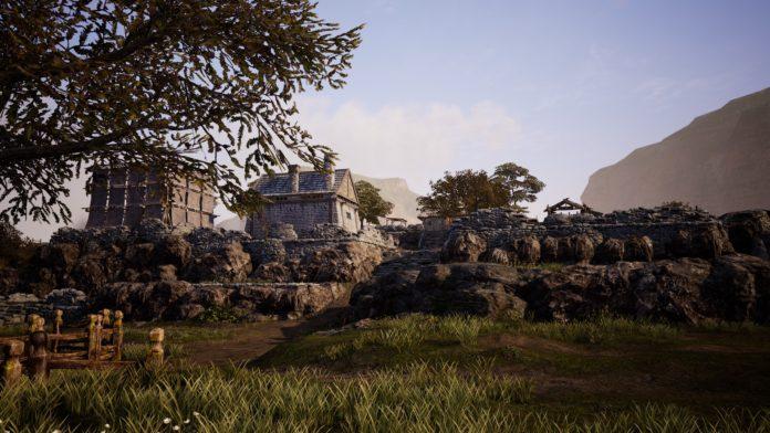 "MMORPG「BLESS UNLEASHED」でプレイヤーが自由に経営できる""領地""の紹介動画が公開"