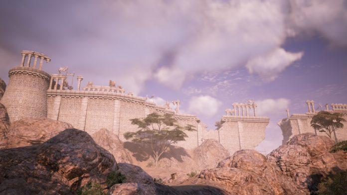 "MMORPG「BLESS UNLEASHED」,敵対勢力に対する防衛線が張られた""ナバラ南部""のエリアガイドが公開"