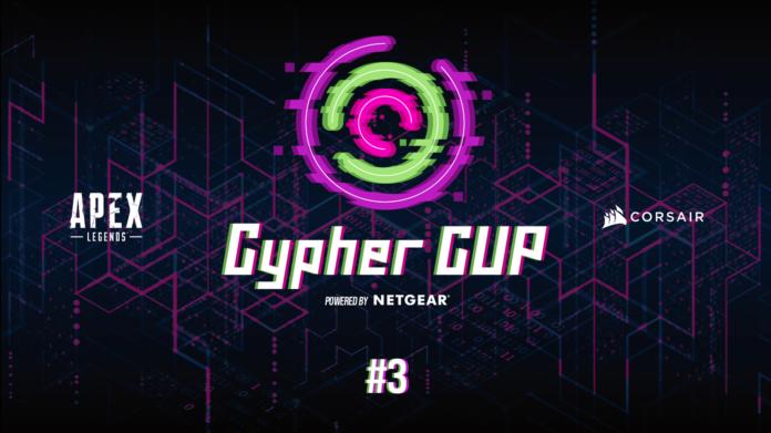Apex Legends大会「Cypher CUP」第3回開催! 渋谷ハジメ、まさのりch、久檻夜くぅ参戦決定!一般枠エントリー受付中! 株式会社XENOZのプレスリリース