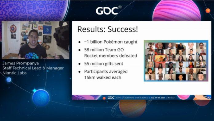 [GDC 2021]「ポケモンGO」の大型イベント・Pokémon GO Fest 2020を振り返る。初のオンライン開催はどのように成功したか