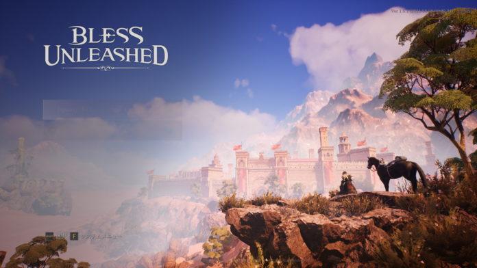 広大な「BLESS UNLEASHED」の世界で冒険が開幕。アクションバトルも生産も遊びごたえのありそうなMMORPGだ