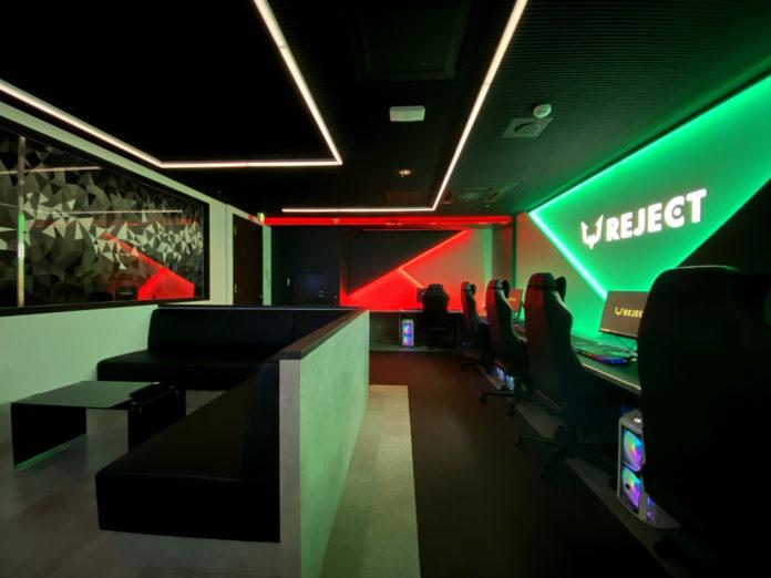 プロeスポーツチームREJECT 新コンセプト「Road to Clutch」を発表新コンセプトの発信拠点として、REJECT GAMING BASEをオープン